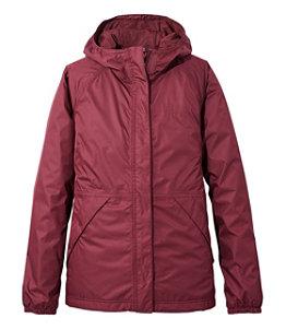Women's Waterproof Windbreaker Jacket