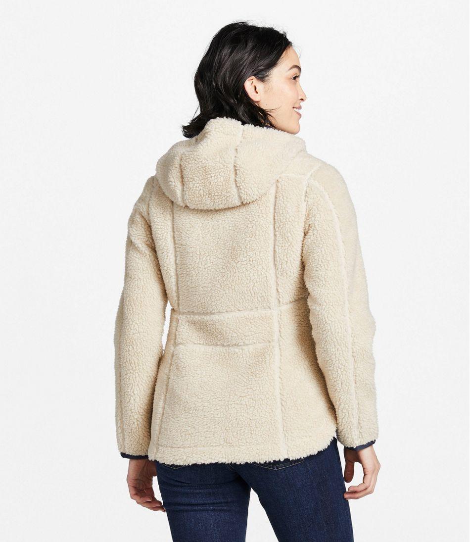 Women's Mountain Pile Fleece Hoodie
