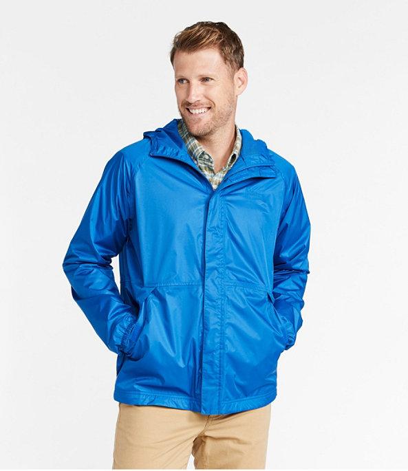 Waterproof Windbreaker Jacket, Gunmetal Gray, large image number 1