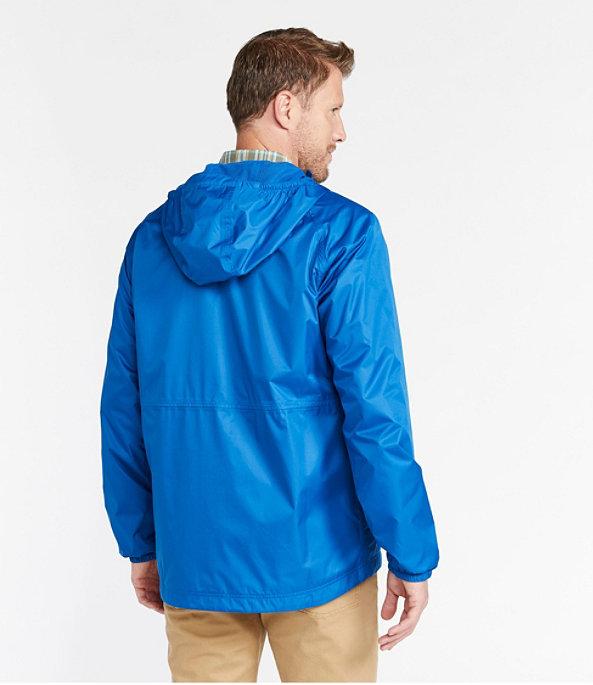 Waterproof Windbreaker Jacket, Gunmetal Gray, large image number 2