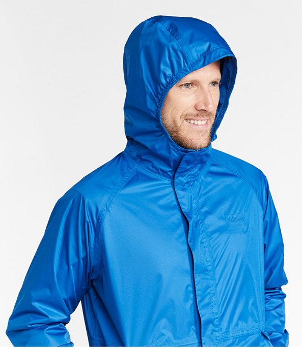 Waterproof Windbreaker Jacket, Gunmetal Gray, large image number 3