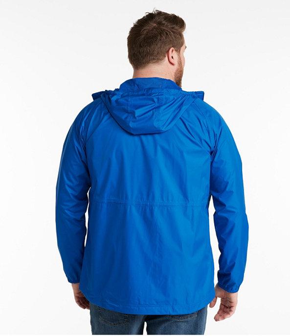 Waterproof Windbreaker Jacket, Gunmetal Gray, large image number 5