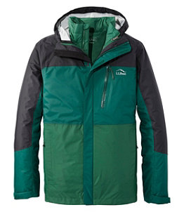 Men's Trail Model Waterproof 3-in-1 Jacket