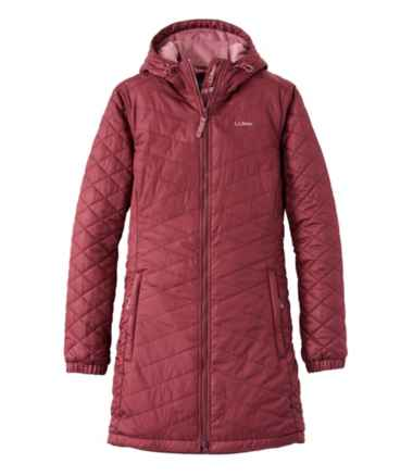 Women's Fleece-Lined Primaloft Coat