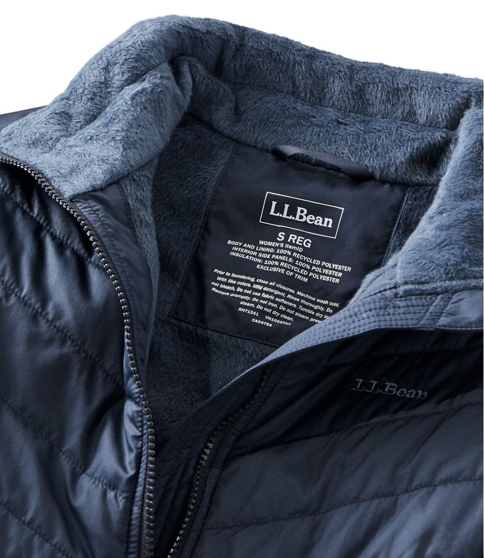 Women's Fleece-Lined Primaloft Vest