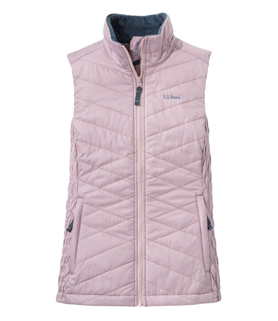 Women's Fleece-Lined Primaloft Vest