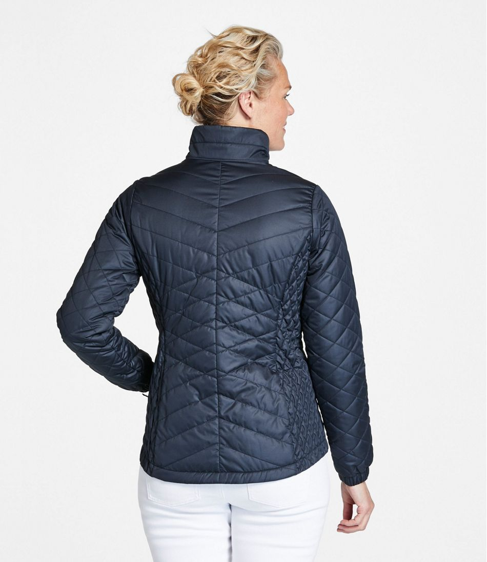Women's Fleece-Lined Primaloft Jacket