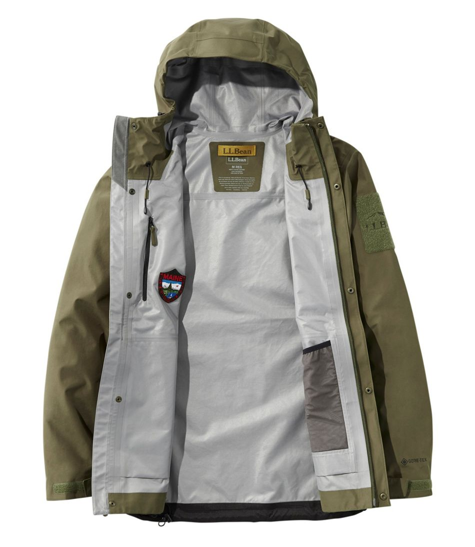 Men's Maine Warden Gore-Tex Big Game Jacket