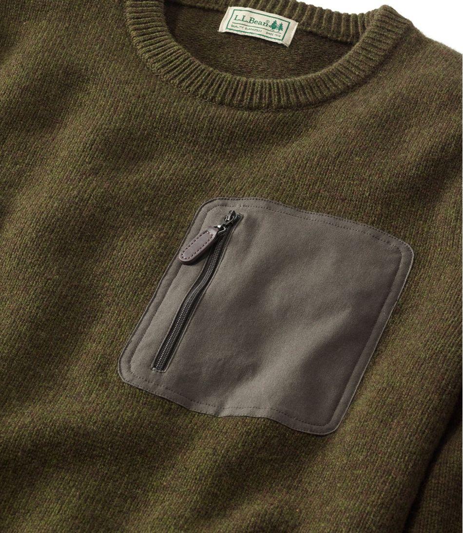 Men's Maine Guide Merino Sweater