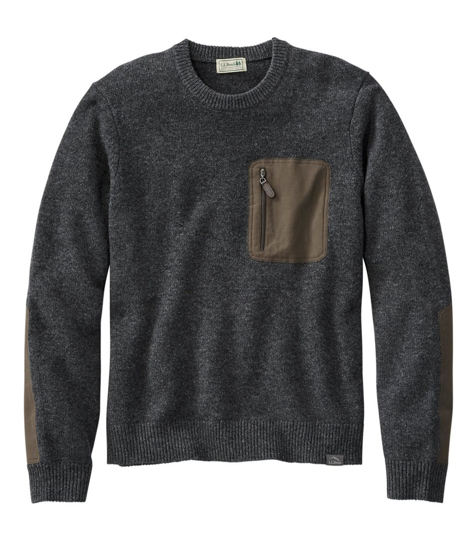 Men's Maine Guide Merino Sweater