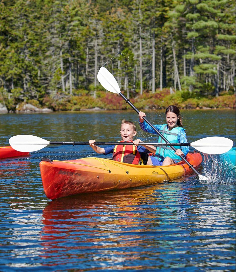 L.L.Bean Deluxe Kayak Paddle, 230 cm