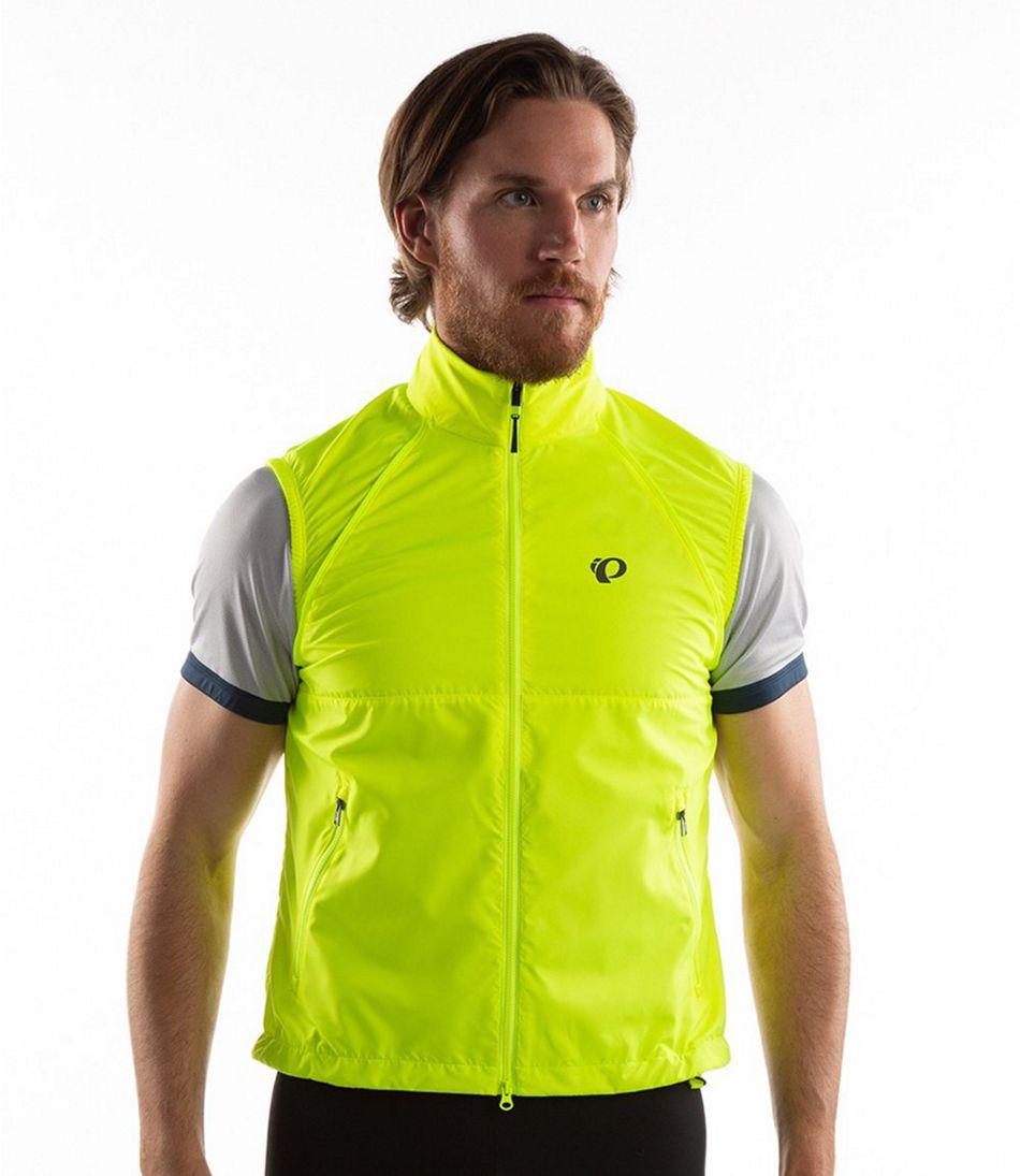 Men's Pearl Izumi Quest Barrier Convertible Cycling Jacket