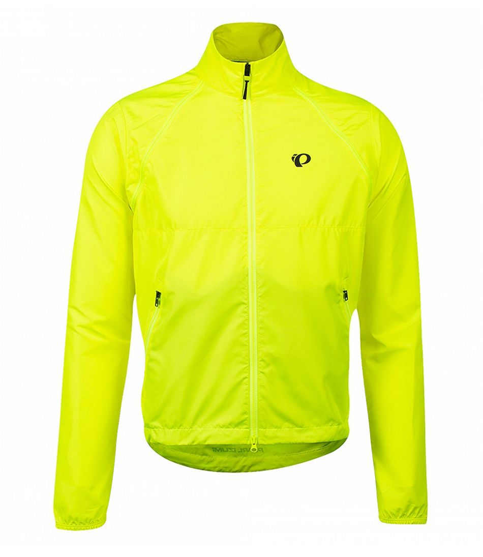Men's Pearl Izumi Quest Barrier Convertible Cycling Jacket