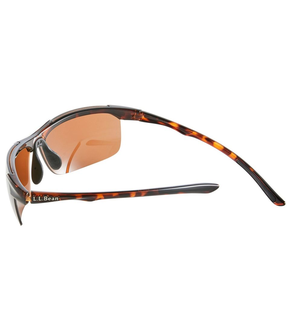 Adults' L.LBean Shield Sunglasses