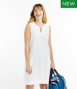Women's Cotton Sleeveless Cover-Up
