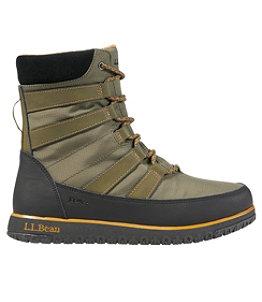 Men's Ultralight Boots, Mid Waterproof Insulated