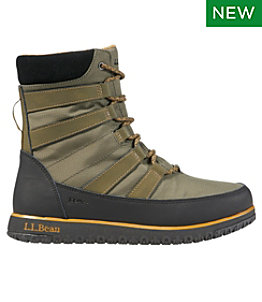 Men's Ultralight Boots, Mid Waterproof Insulated