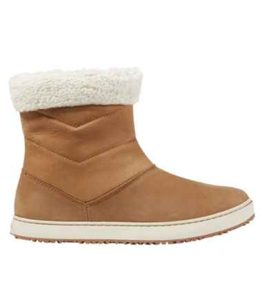 Women's Mountainside Boots, Mid Fleece-Lined