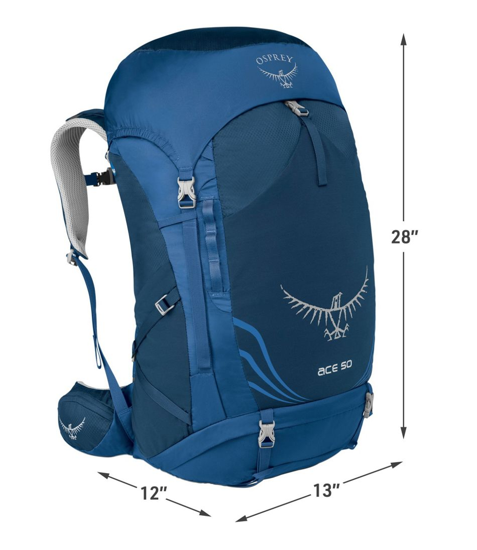 Kids' Osprey Ace 50 Pack