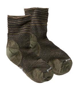 Women's SmartWool Herringbone Mini Boot Sock