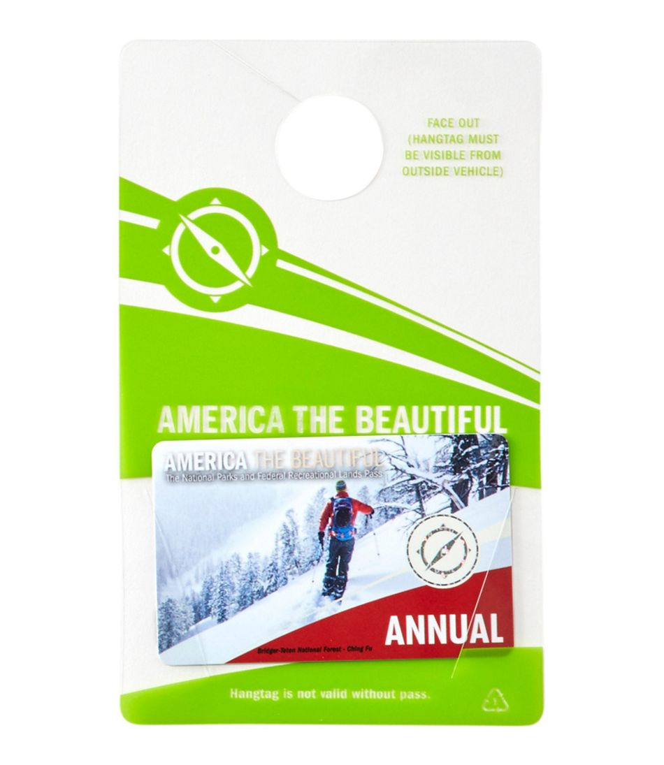 2020 National Park Annual Pass