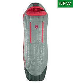 Women's Nemo Riff Down Sleeping Bag, Mummy 15°F