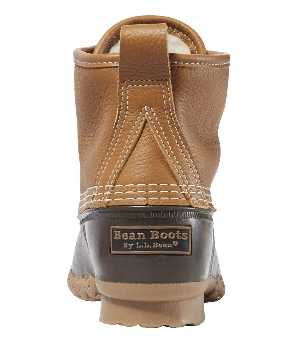"Women's Bean Boots, 6"" Sherpa-Lined PrimaLoft"