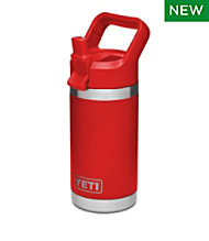 Yeti Rambler Junior Bottle with Straw Cap, 12 oz.
