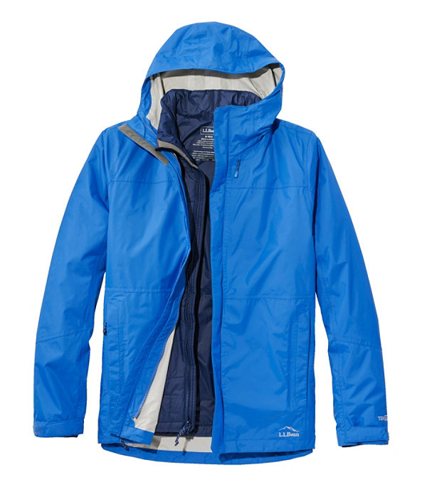 Trail Model Rain 3-in-1 Jacket, Deep Sapphire/Night, large image number 0