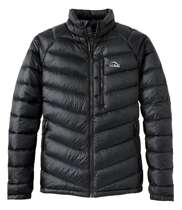 Ultralight 850 Down Jacket, Black, large image number 0