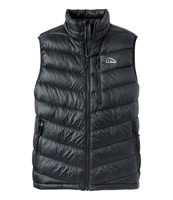 Ultralight 850 Down Vest, Black, large image number 0