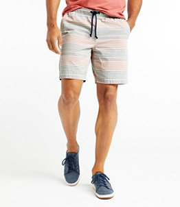 Men's Dock Shorts, Stripe