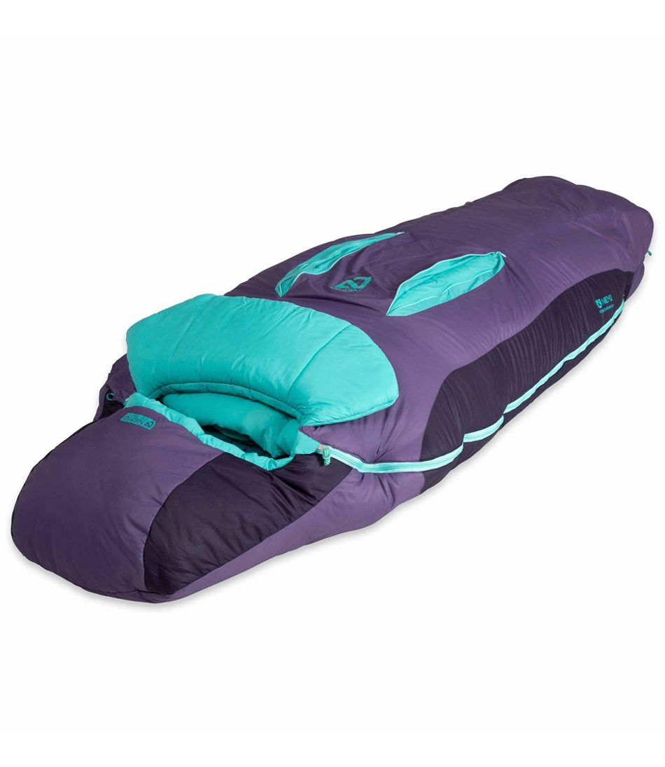 Women's Nemo Forte Sleeping Bag, Mummy 20°