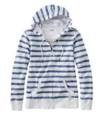 Women's Organic Cotton Hooded Sweatshirt, Long-Sleeve Print
