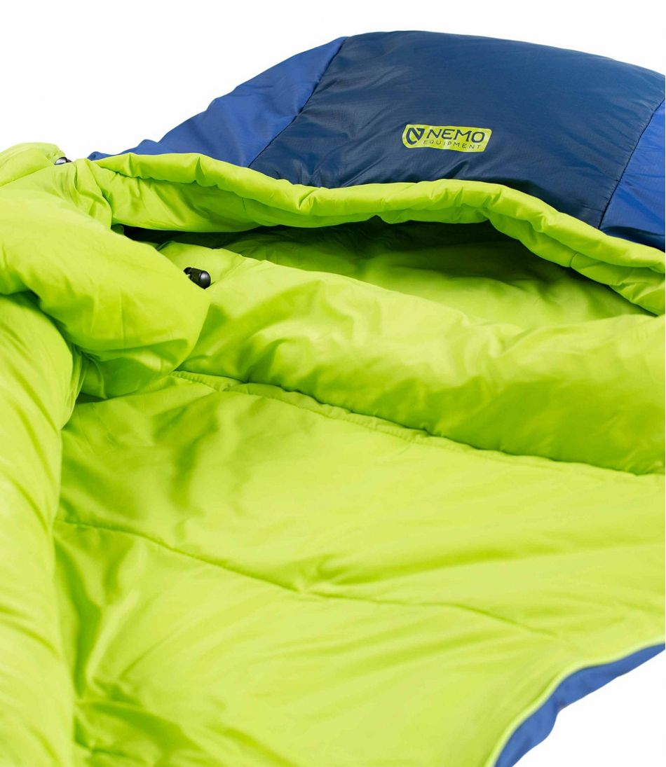 Adults' Nemo Forte 20 Sleeping Bag Long