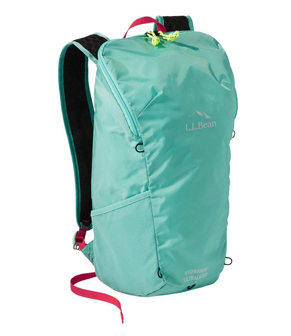 Stowaway Ultralight Day Pack, Ocean Teal, large image number 0