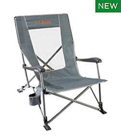 L.L.Bean Easy Comfort Camp Chair Low