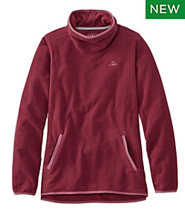 Women's Trail Fleece Funnelneck Pullover