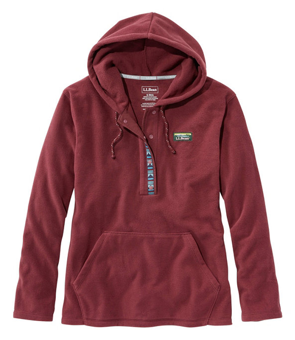Trail Fleece Hooded Pullover, , large image number 0