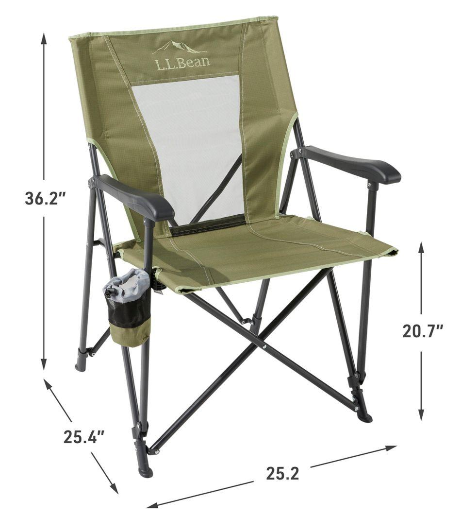 L.L.Bean Easy Comfort Camp Chair