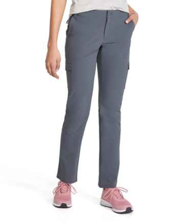 Women's Stretch Explorer Cargo Pants, Straight Leg