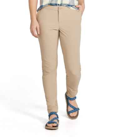 Women's Stretch Explorer Pants, Slim-Leg