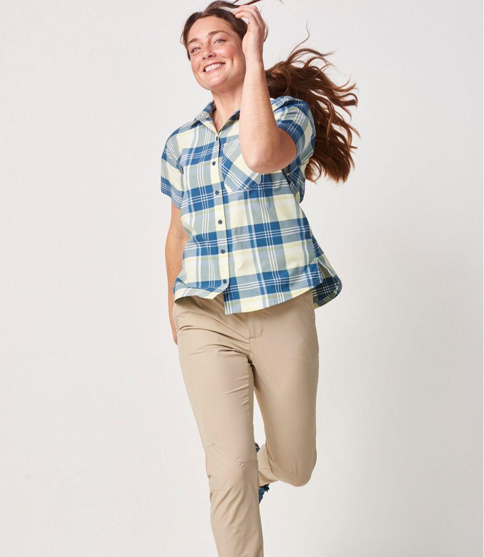 Women's Stretch Explorer Pants, Slim-Leg