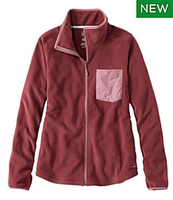 Women's Trail Fleece Full-Zip Jacket