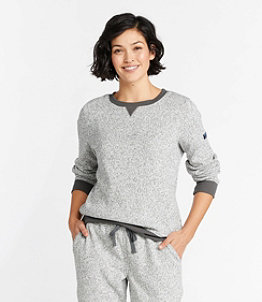Women's Lightweight Sweater Fleece Top