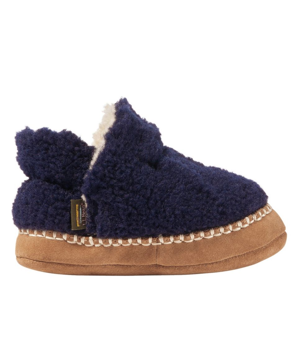 Toddlers' Cozy Slipper Booties