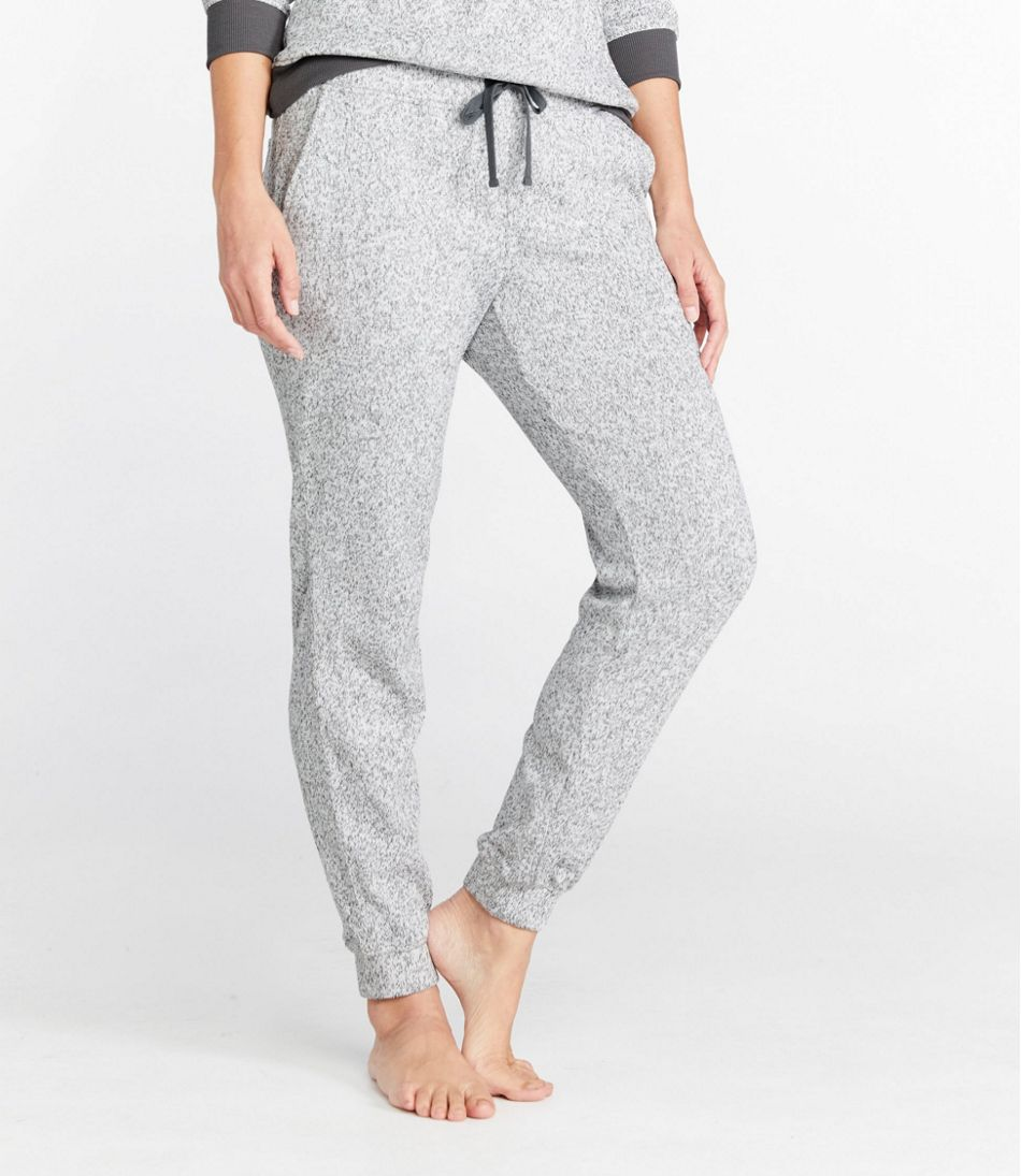 Women's Lightweight Sweater Fleece Pants