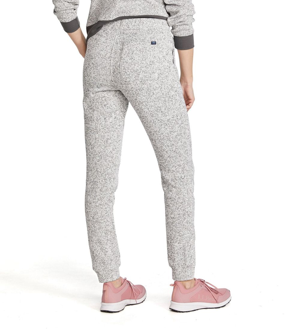 Women's Lightweight Sweater Fleece Pants