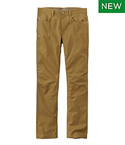 Men's Organic-Blend Performance Pants