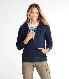 Women's L.L.Bean 1912 Sweatshirt, Full-Zip Hooded